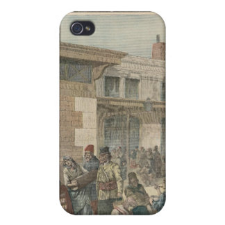 Jewish Refugee Camp Cover For iPhone 4