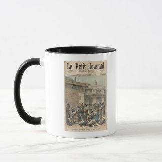 Jewish Refugee Camp Mug
