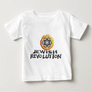 Jewish Revolution Baby T-Shirt