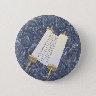 Jewish Scroll Button