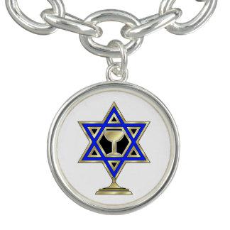 Jewish Star Charm Bracelets