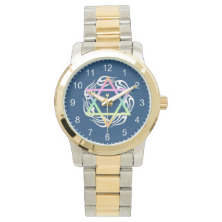 Jewish Star Colors Watches