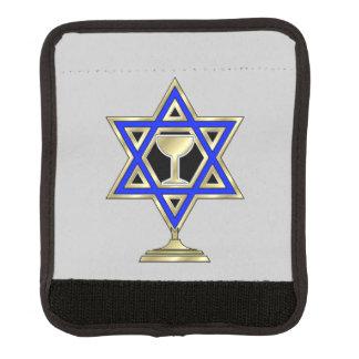 Jewish Star Handle Wrap