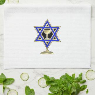 Jewish Star Towel