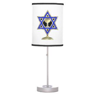 Jewish Star Lamp
