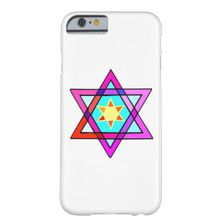 Jewish Star Of David Barely There iPhone 6 Case