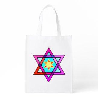 Jewish Holiday Shopping Bags