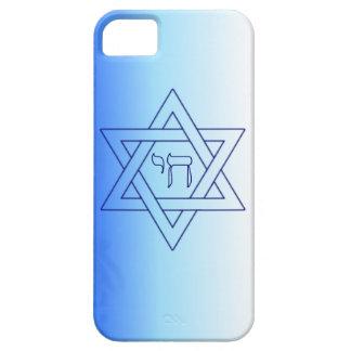 Jewish Star Of David Hebrew Chai iPhone 5 Cover