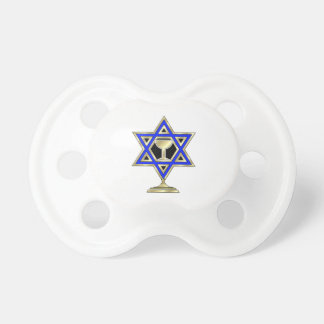Jewish Star Pacifier