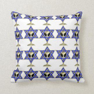 Jewish Star Pillow