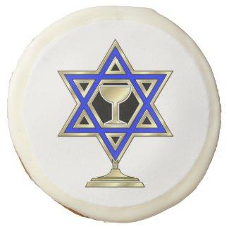 Jewish Holiday Sugar Cookies