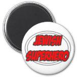 Jewish Superhero Magnets
