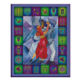 Jewish Tango Poster