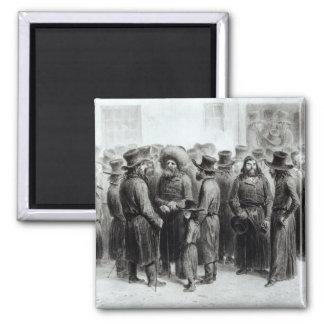 Jewish Traders and Merchants Fridge Magnets