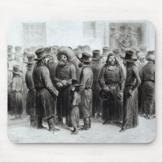 Jewish Traders and Merchants Mouse Pad