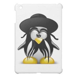 Jewish Tux (Linux Tux) Cover For The iPad Mini