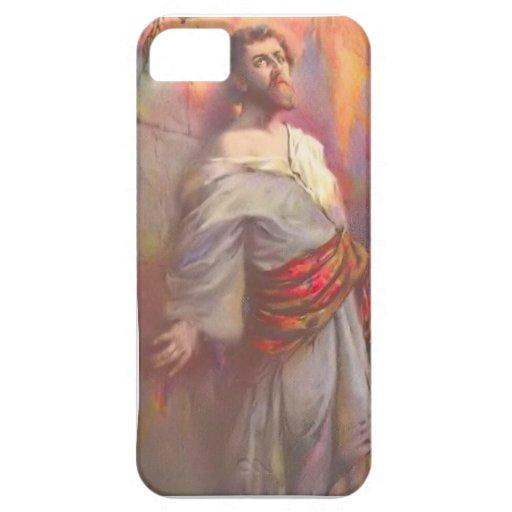 Jewish vintage image iPhone 5 case