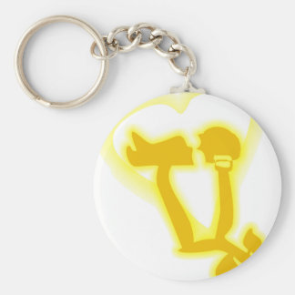 Jewish Wedding Keychain