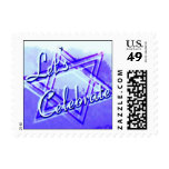 Jewish Wedding or Bar Mitzvah Postage