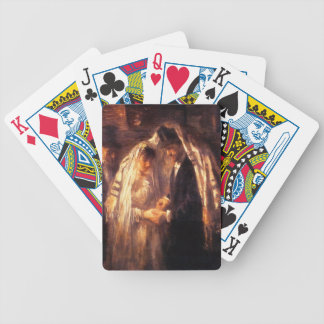 Jewish Wedding Painting by Israëls Deck Of Cards