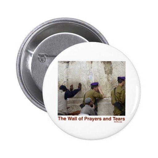 JEWS FOR JERUSALEM GIFT 2 INCH ROUND BUTTON