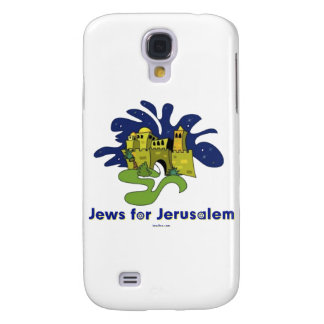 JEWS FOR JERUSALEM GIFT GALAXY S4 COVER
