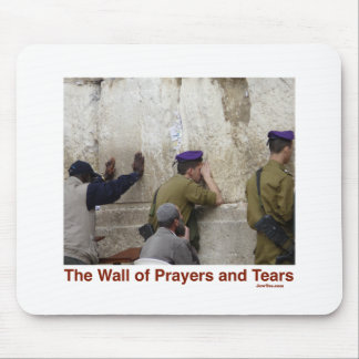 JEWS FOR JERUSALEM GIFT MOUSE PAD