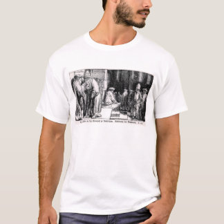 Jews in the Synagogue in Amsterdam T-Shirt