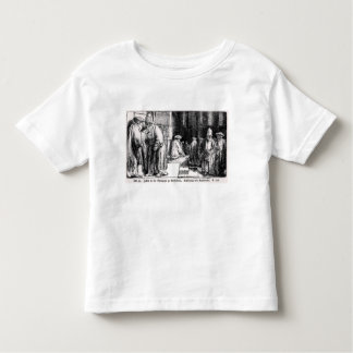 Jews in the Synagogue in Amsterdam Toddler T-shirt