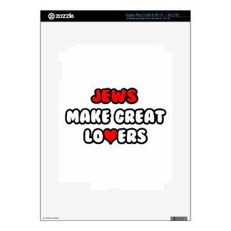 Jews Make Great Lovers iPad 3 Skins