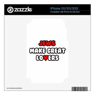Jews Make Great Lovers Skins For The iPhone 3G