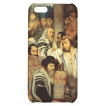 Jews Praying in the Synagogue on Yom Kippur iPhone 5C Cases