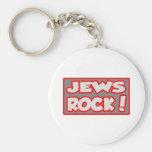 Jews Rock! Key Chains