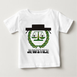JEWSTICE.png Baby T-Shirt