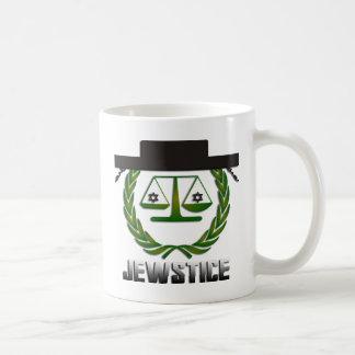 JEWSTICE.png Coffee Mug