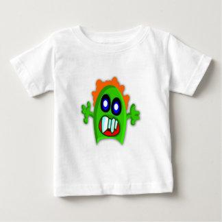 JezzyLala Baby Green Monster T Shirt