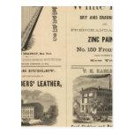 JF Brown y Company Tarjetas Postales