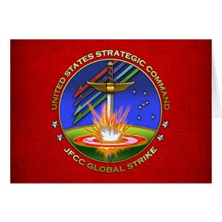 JFCC for Global Strike and Integration Card