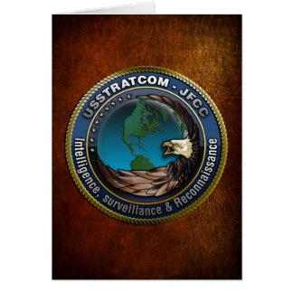 JFCC Intelligence, Surveillance & Reconnaissance Card