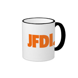 JFDI Mug (15 oz)
