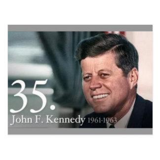 JFK 35 POSTAL