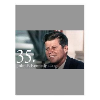 JFK 35 POSTALES