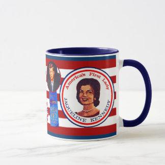 JFK 4th of July Mug