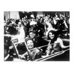 JFK 50th Anniversary postcard