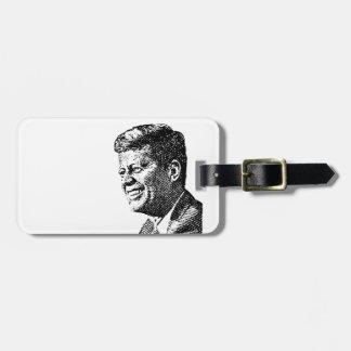 JFK - Bag Tag