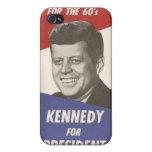 JFK Campaign iPhone 4 Cover