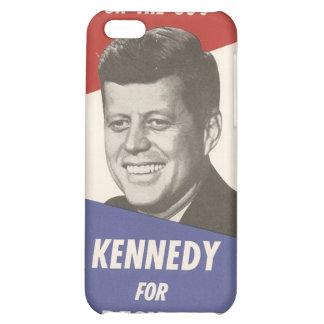 JFK Campaign iPhone 5C Covers
