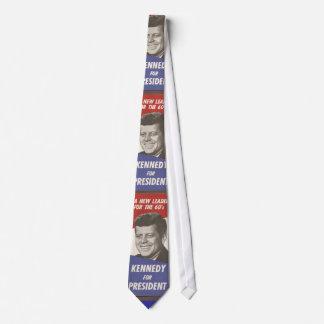 JFK Campaign Tie