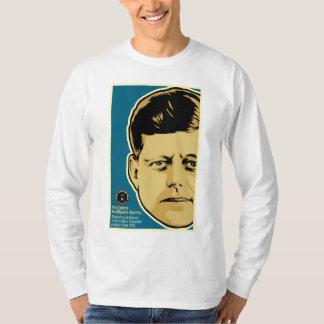 JFK CIA T-Shirt