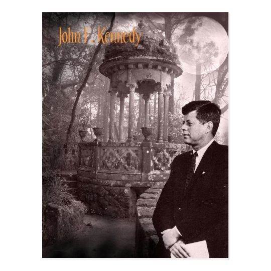 JFK Dream Postcard